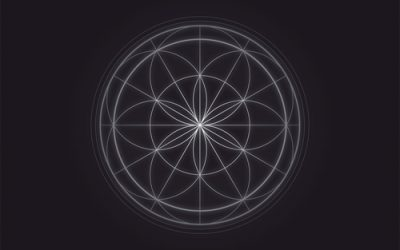 Sacred Geometry Art